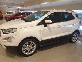 Bán Ford EcoSport Titanium trắng, sản xuất năm 2018, 545 triệu