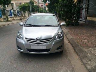 Cô Xuân cần bán Vios 1.5E 2013 màu bạc, biển Hà Nội