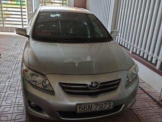 Cần bán Toyota Corolla Altis 2009, màu bạc, nhập khẩu nguyên chiếc