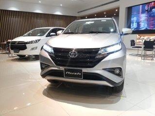 Bán xe Toyota Rush sản xuất năm 2020, giao ngay