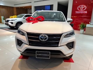 Bán Toyota Fortuner đời 2021, xe giao ngay