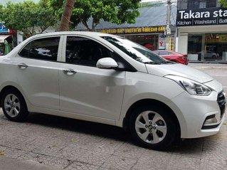 Cần bán xe Hyundai Grand i10 sản xuất 2018, màu trắng, nhập khẩu nguyên chiếc còn mới