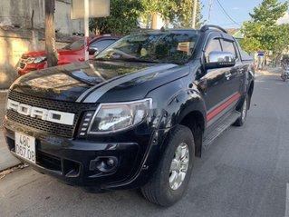 Cần bán lại xe Ford Ranger 2014, màu đen, nhập khẩu Thái đẹp như mới giá cạnh tranh