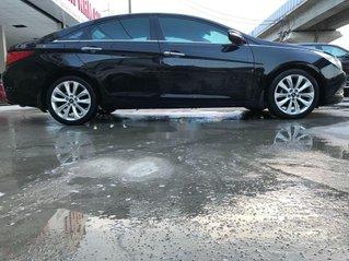 Bán Hyundai Sonata đời 2010, màu đen, nhập khẩu nguyên chiếc, 428 triệu