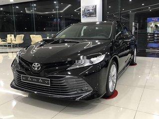 Bán ô tô Toyota Camry năm sản xuất 2020, màu đen, nhập khẩu Thái