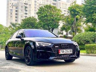 Bán Audi A4 đời 2017, màu đen, xe nhập còn mới