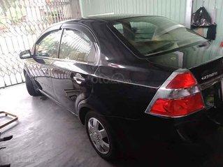 Bán ô tô Daewoo Gentra đời 2010, màu đen còn mới