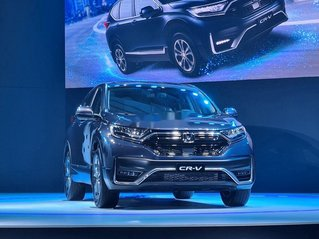 Bán xe Honda CR V sản xuất năm 2020, màu xanh