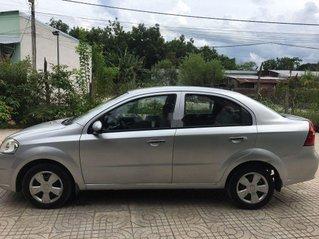 Cần bán xe Daewoo Gentra đời 2011, màu bạc, nhập khẩu