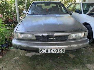 Bán xe Toyota Camry sản xuất 1989, màu xám, nhập khẩu nguyên chiếc