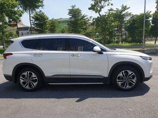 Bán xe Hyundai Santa Fe đời 2019, màu trắng, xe nhập như mới