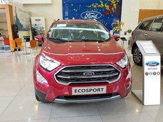 Bán Ecosport 2020 - Khuyến mại cực lớn dành cho xe Ecosport 2020