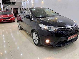 Bán Toyota Vios năm sản xuất 2018, màu đen, giá chỉ 475 triệu