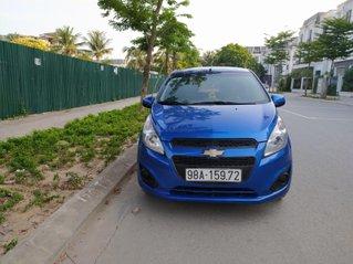 Xe Chevrolet Spark đời 2017, màu xanh lam còn mới, giá chỉ 215 triệu đồng