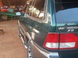 Cần bán gấp Ssangyong Musso đời 2001, màu xanh lam, xe nhập
