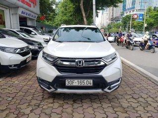 CRV 1.5 2018 màu trắng, giá cạnh tranh