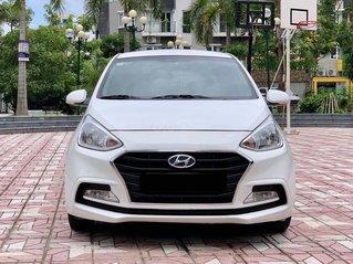Bán Hyundai Grand i10 đời 2018 dáng sedan, màu trắng