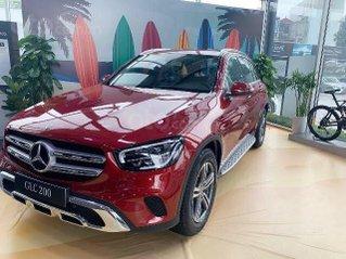 Mercedes-Benz GLC 200 2020 giá tốt nhất, giảm ngay 50% thuế trước bạ cùng hàng ngàn ưu đãi tốt nhất