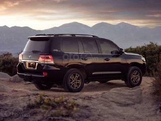 Toyota Land Cruiser 2020, giao ngay màu trắng tại Toyota Gò Vấp
