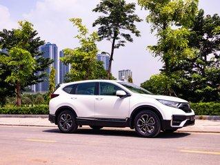 Honda CR-V Sensing 2020. Hỗ trợ 100% lệ phí trước bạ khi mua xe và nhận xe trước ngày 31/12/2020