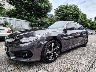 Bán Honda Civic sản xuất 2017, màu đen, nhập khẩu nguyên chiếc còn mới