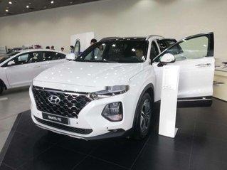 Bán xe Hyundai Santa Fe sản xuất 2020, giảm ngay tiền mặt 40tr