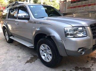 Cần bán Ford Everest năm sản xuất 2008, màu xám còn mới