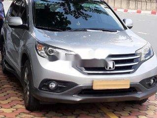 Xe Honda CR V sản xuất 2013, màu bạc, nhập khẩu còn mới