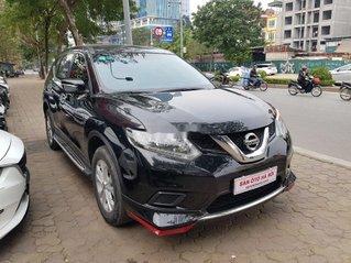 Bán Nissan X trail sản xuất năm 2016, màu đen còn mới