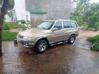 Bán ô tô Mekong Paso năm 2009, màu vàng cát, nhập khẩu còn mới giá cạnh tranh