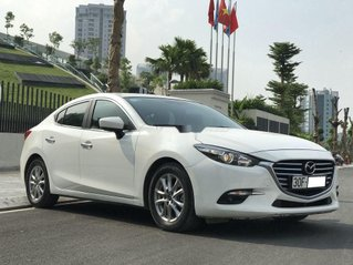 Bán Mazda 3 đời 2018, màu trắng còn mới