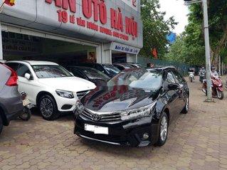 Bán xe Toyota Corolla Altis sản xuất 2017, màu đen còn mới