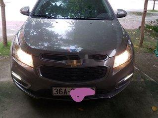Bán Chevrolet Cruze đời 2018, màu xám, nhập khẩu nguyên chiếc