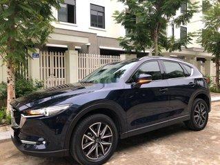 Cần bán Mazda CX 5 năm sản xuất 2018, màu xanh lam, giá chỉ 790 triệu
