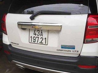 Cần bán Chevrolet Captiva đời 2016, màu trắng còn mới, giá 550tr