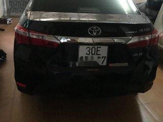 Bán Toyota Corolla Altis năm 2017, màu đen