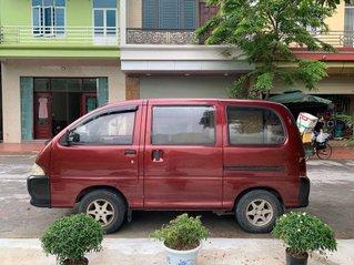 Cần bán lại xe Daihatsu Citivan đời 1998, màu đỏ, nhập khẩu
