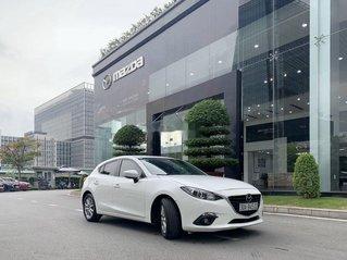 Bán xe Mazda 3 sản xuất năm 2015, màu trắng