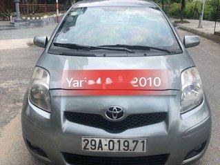 Bán xe Toyota Yaris năm sản xuất 2010, nhập khẩu, màu xanh đá