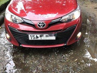 Bán Toyota Vios sản xuất năm 2020, màu đỏ, giá chỉ 550 triệu