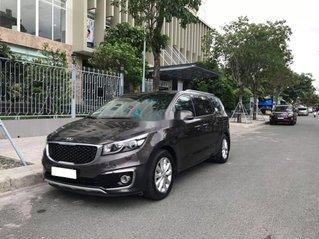 Cần bán xe Kia Sedona 2015, màu nâu còn mới, 698tr