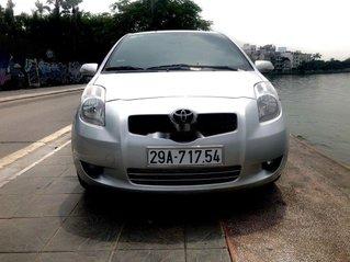 Cần bán xe Toyota Yaris năm 2009, màu bạc