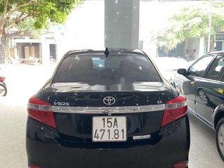 Bán Toyota Vios năm 2017, màu đen