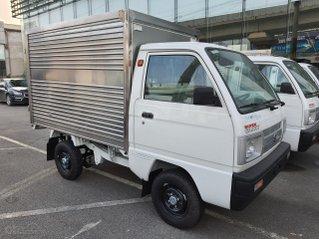 [Suziki Việt Anh] Xe tải Suzuki Super Carry Truck 5 tạ thùng kín giá tốt nhất thị trường