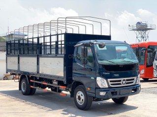 Xe tải Ollin 7 tấn Thaco Ollin720 E4 Trường Hải máy điện 2020, thùng dài 6.2m trả góp 75%
