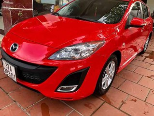 Cần bán gấp Mazda 3 1.6AT năm sản xuất 2010, màu đỏ, xe nhập còn mới