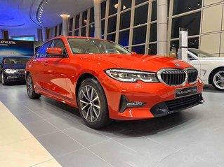 Cần bán xe BMW 330i Sport Line 2019, màu đỏ, nhập khẩu