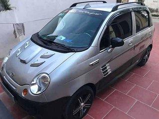 Cần bán xe Daewoo Matiz SE 0.8 MT đời 2005, màu bạc, giá chỉ 80 triệu