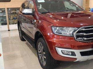 Ford Everest sx 2020, đủ màu + giao ngay, ưu đãi tốt