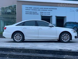 Bán ô tô Audi A6 năm sản xuất 2016, màu trắng, nhập khẩu